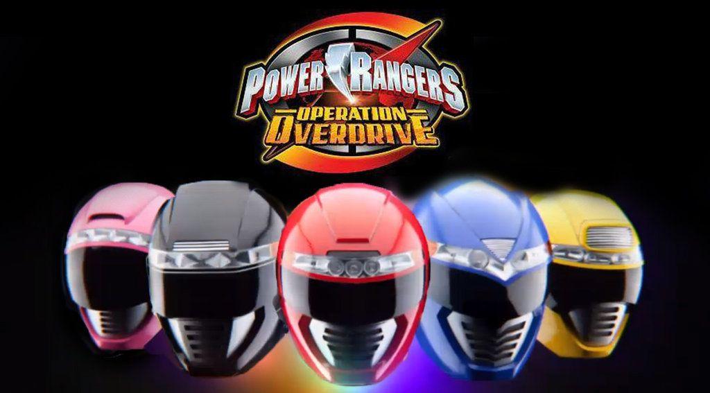 Power Rangers Operation Overdrive 13