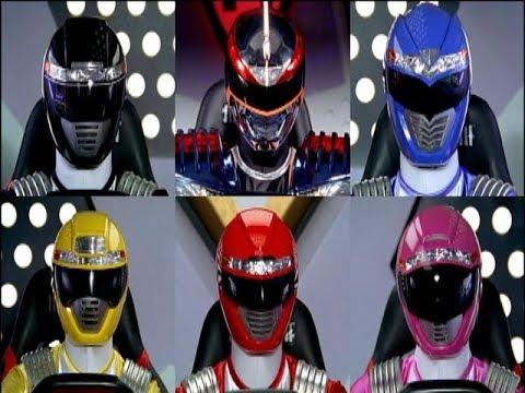 Power Rangers Operation Overdrive 15