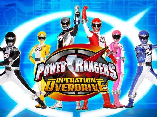Power Rangers Operation Overdrive 18