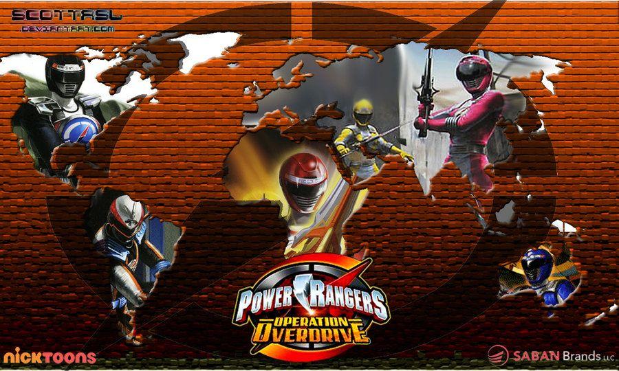 Power Rangers Operation Overdrive 20
