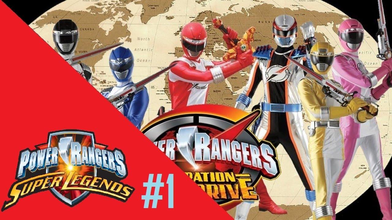 Power Rangers Operation Overdrive 21