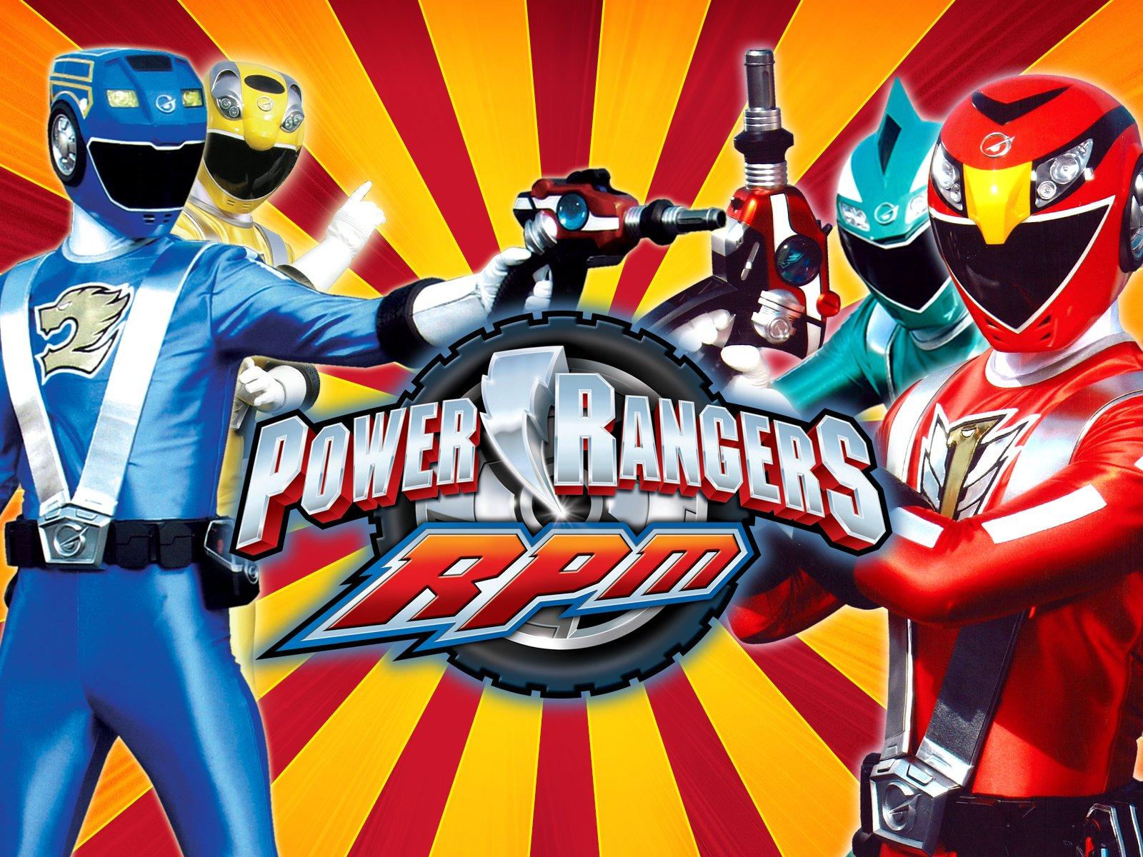 Power Rangers Rpm 13