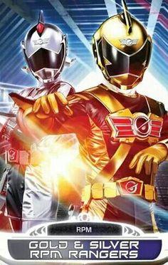 Power Rangers Rpm 21