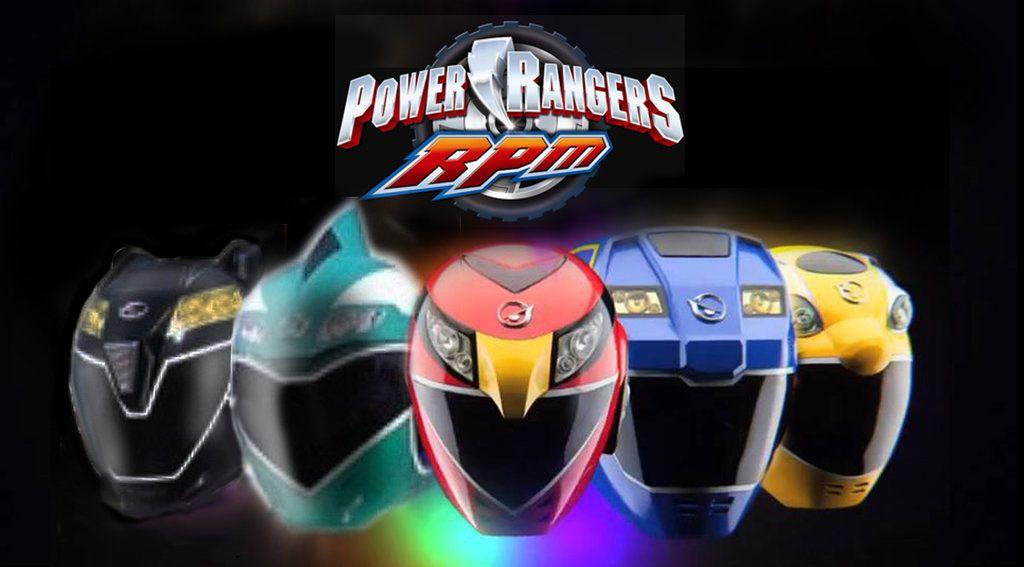 Power Rangers Rpm 4