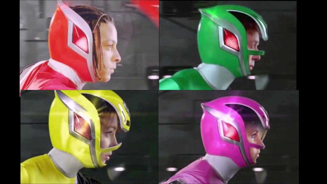 Power Rangers S.p.d. 13