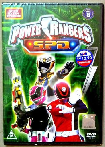 Power Rangers S.p.d. 15