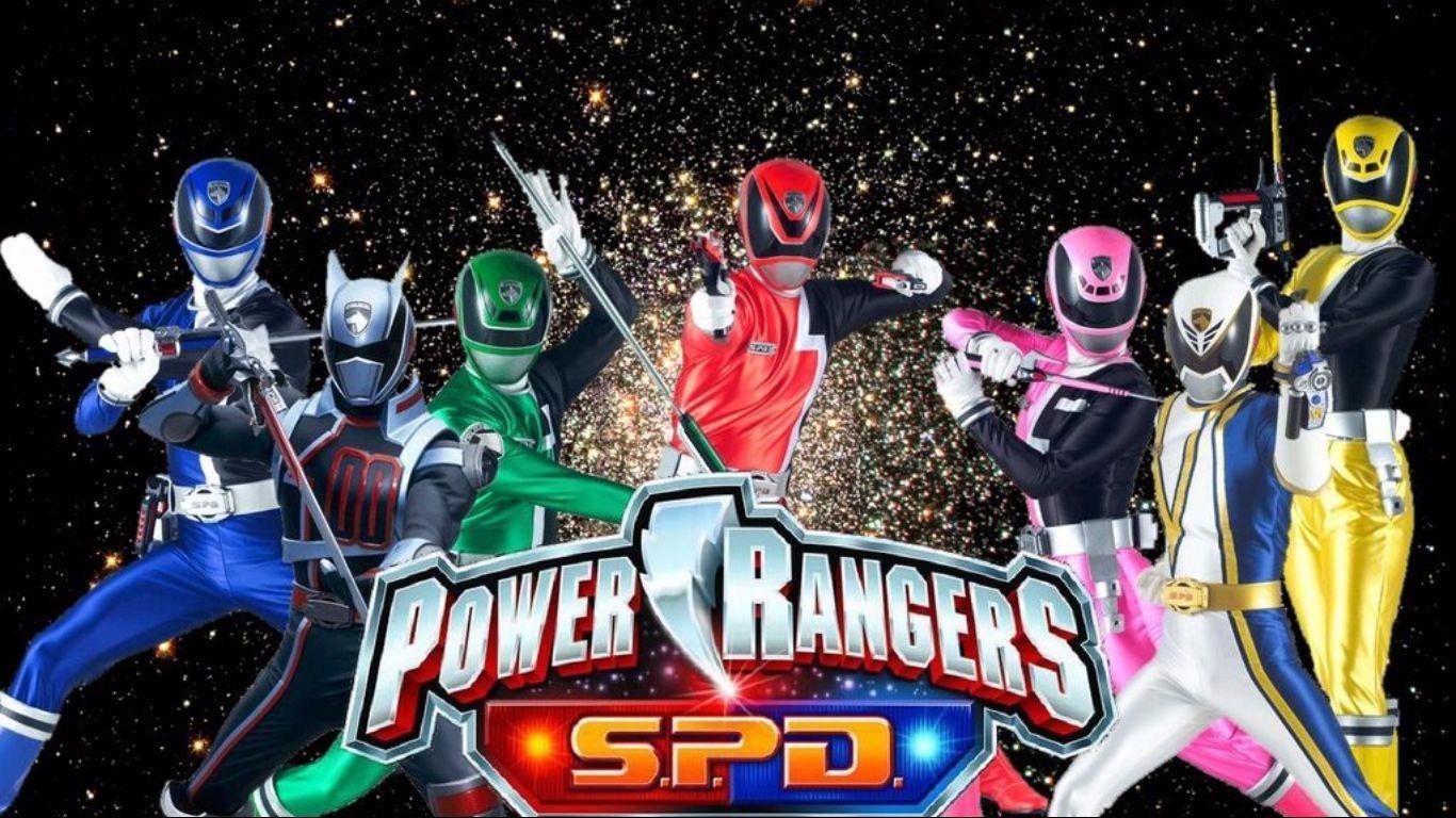 Power Rangers S.p.d. 2