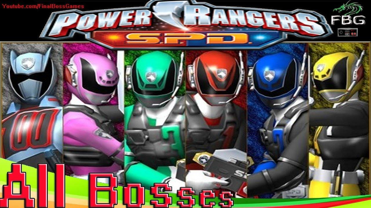 Power Rangers S.p.d. 8