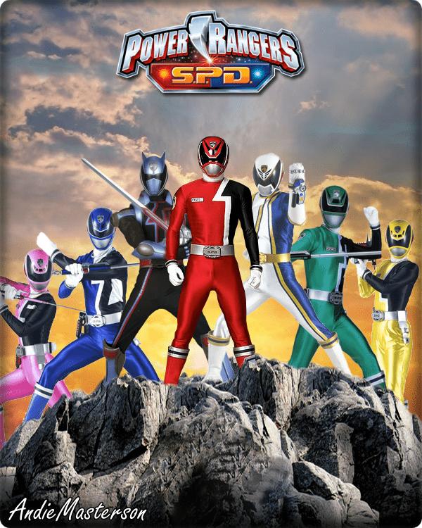 Power Rangers S.p.d. 9