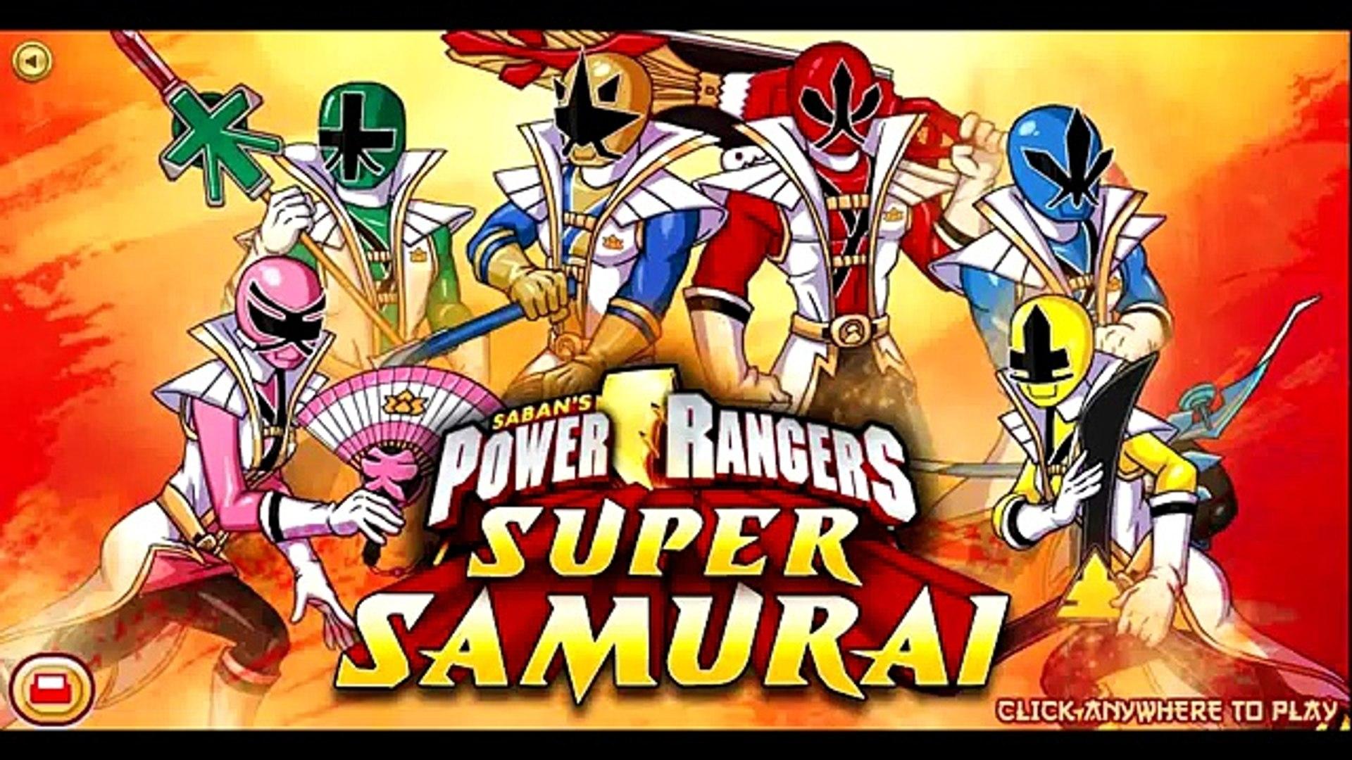 Power Rangers Samurai 11