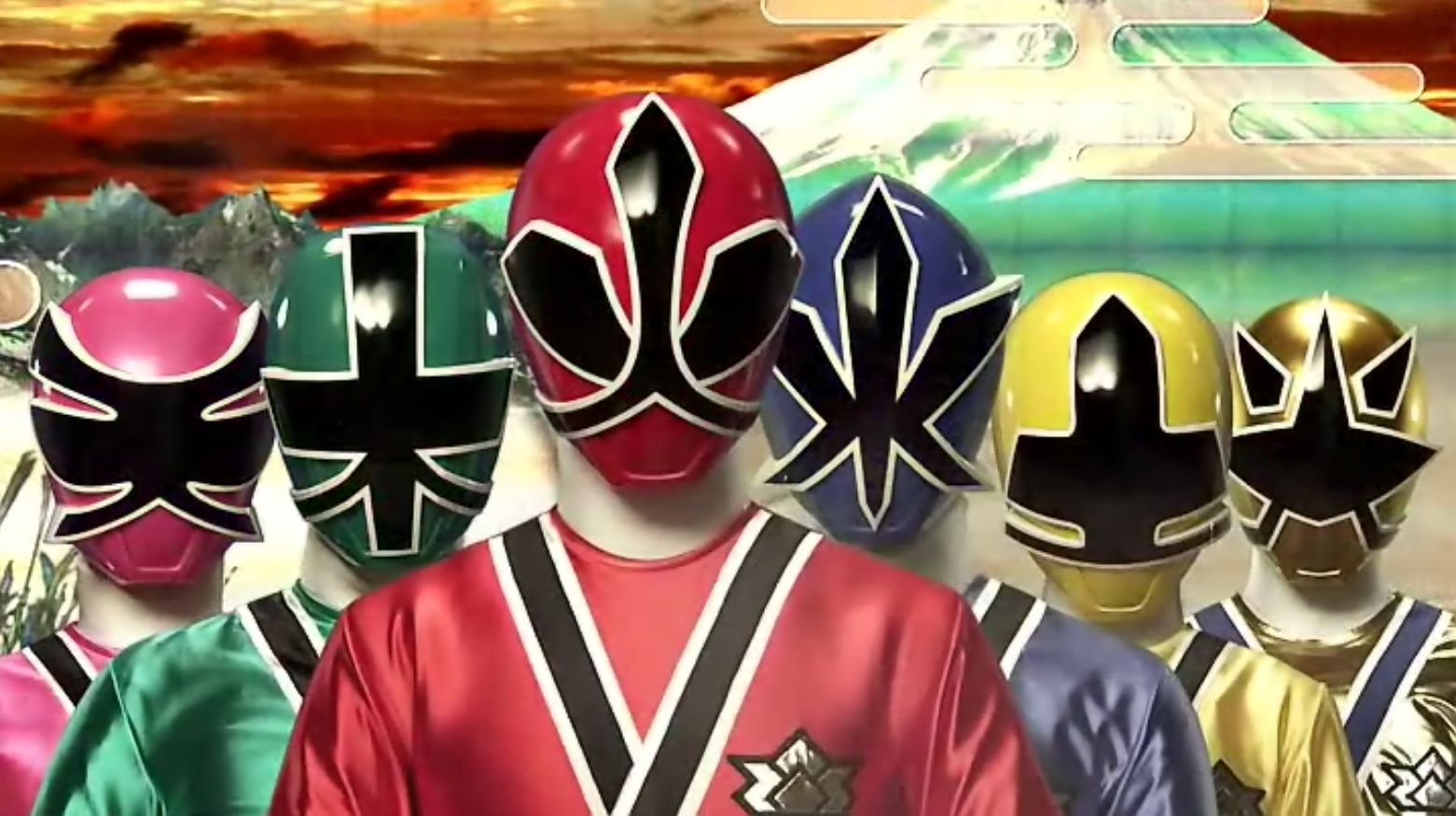 Power Rangers Samurai 9