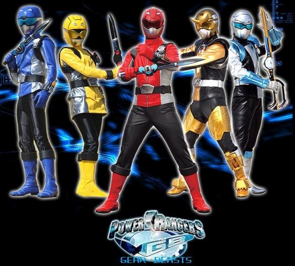 Power Rangers Super Beast Morphers 11