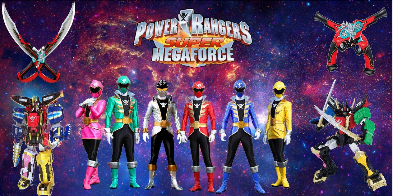 Power Rangers Super Megaforce 11
