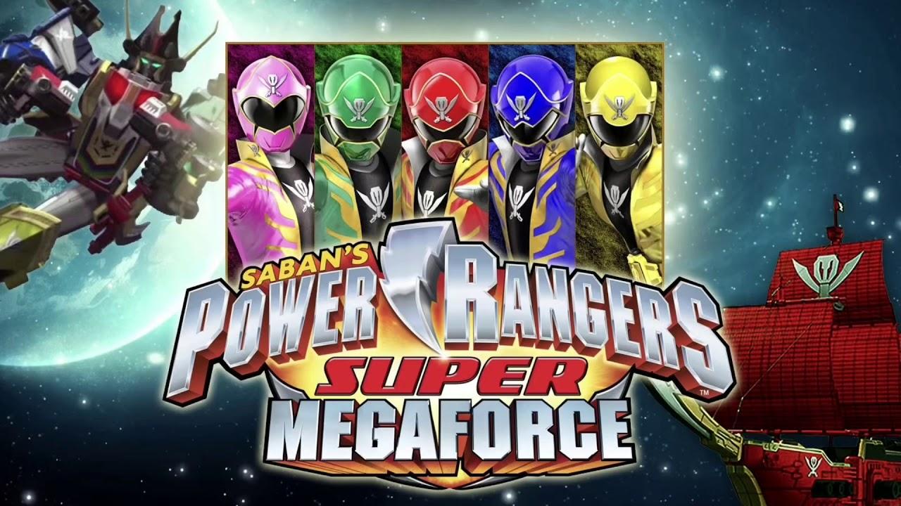 Power Rangers Super Megaforce 17