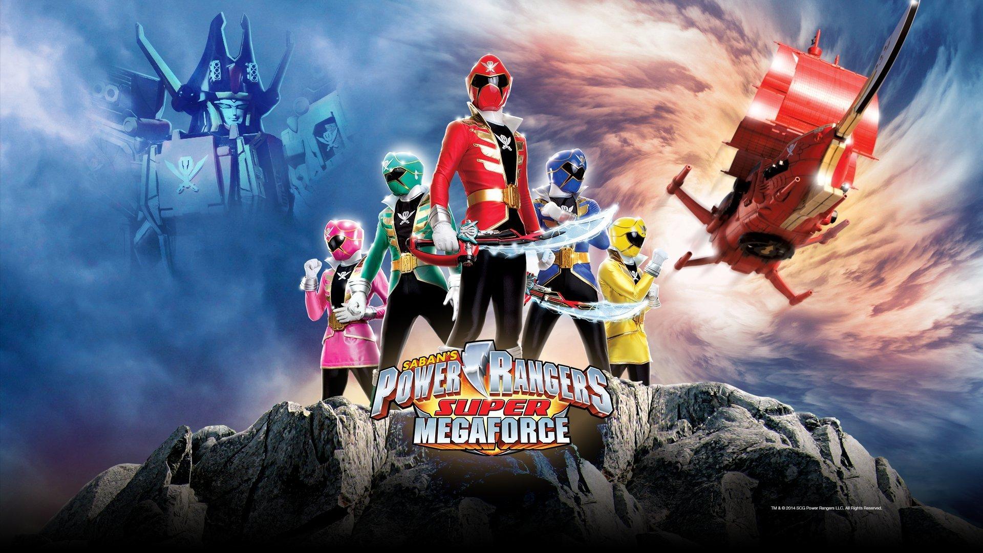 Power Rangers Super Megaforce 2