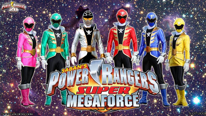 Power Rangers Super Megaforce 4