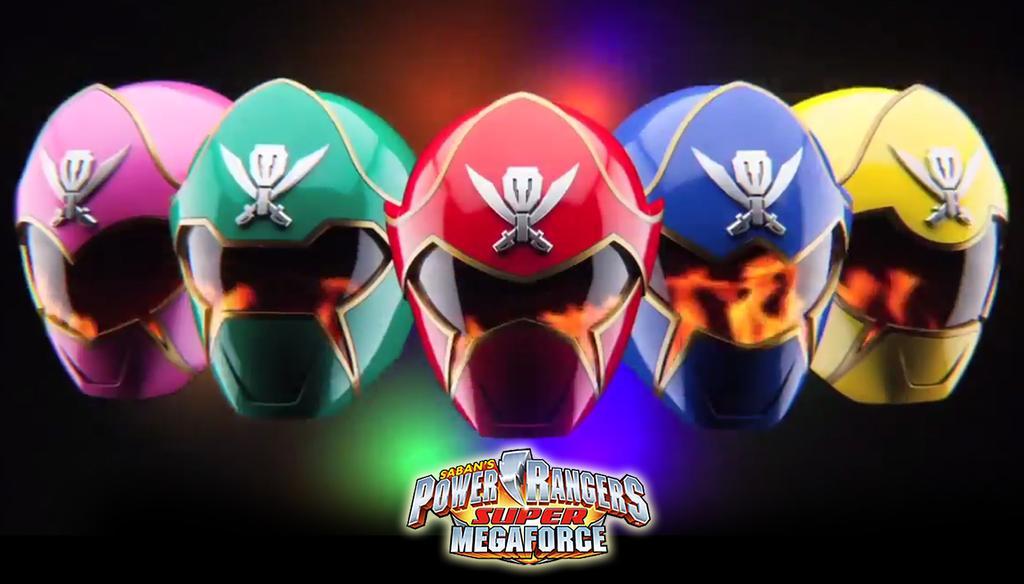 Power Rangers Super Megaforce 6