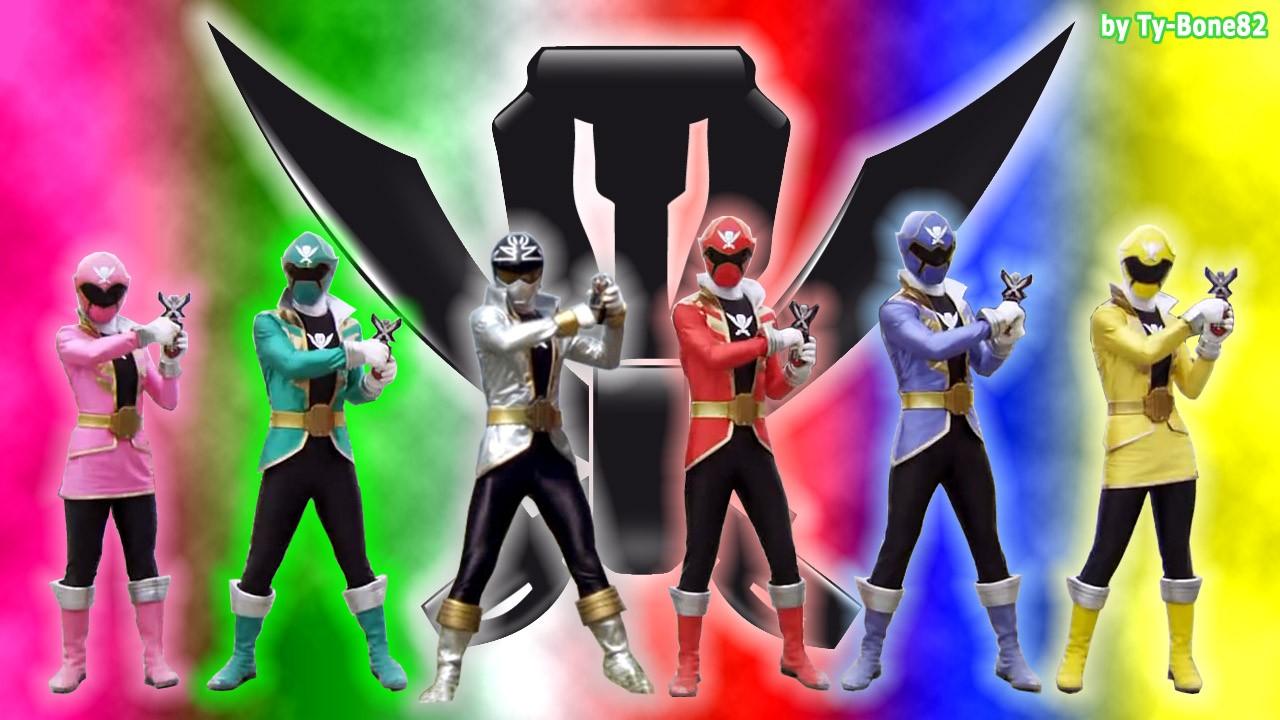 Power Rangers Super Megaforce 9