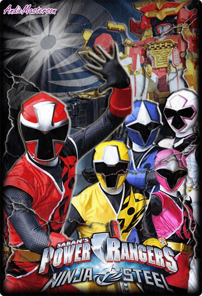 Power Rangers Super Ninja Steel 12