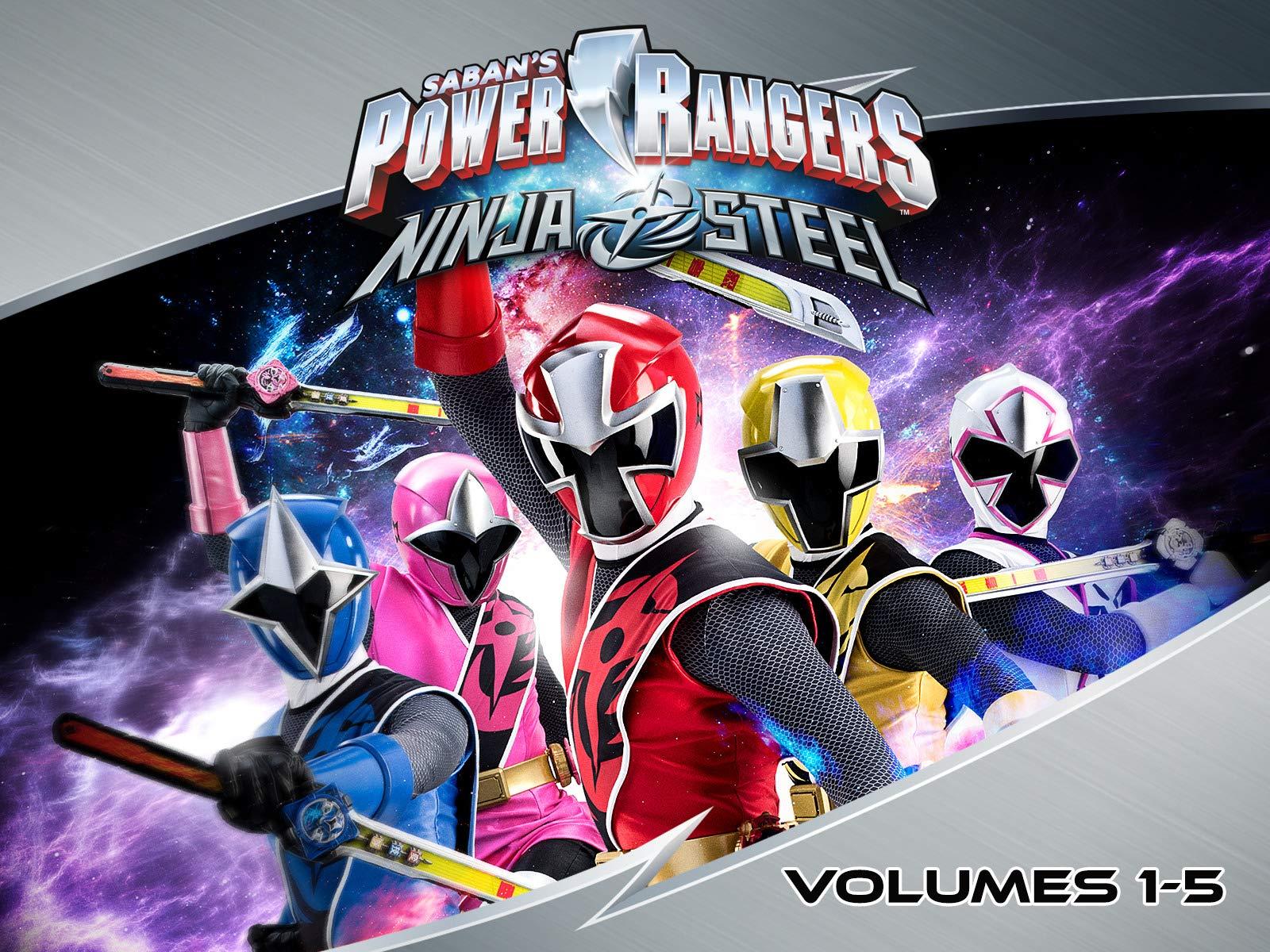 Power Rangers Super Ninja Steel 13