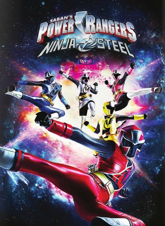 Power Rangers Super Ninja Steel 15