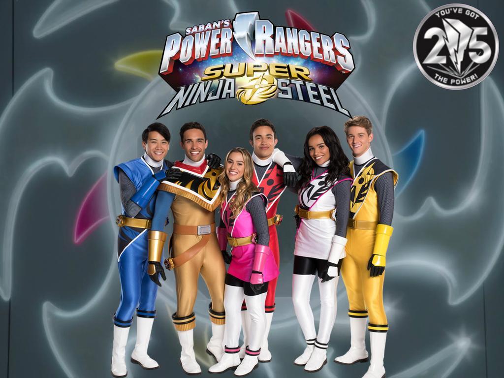Power Rangers Super Ninja Steel 16