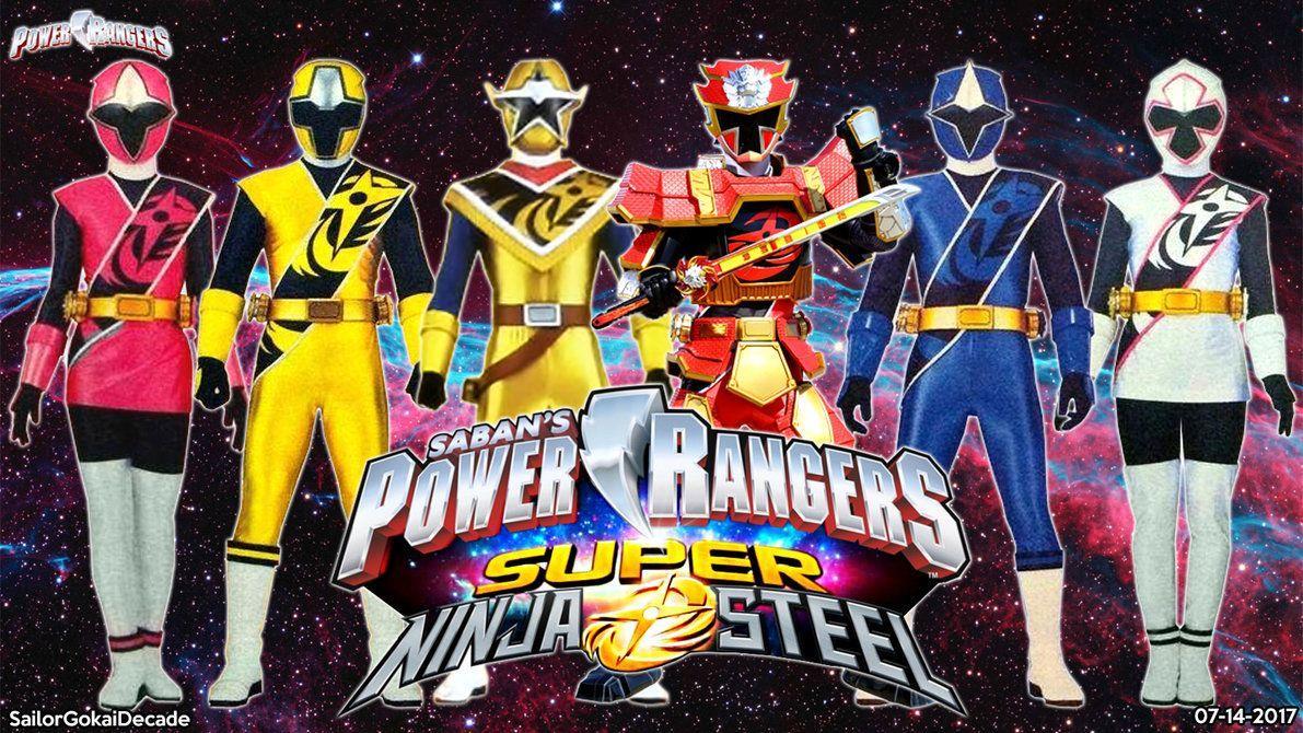 Power Rangers Super Ninja Steel 6