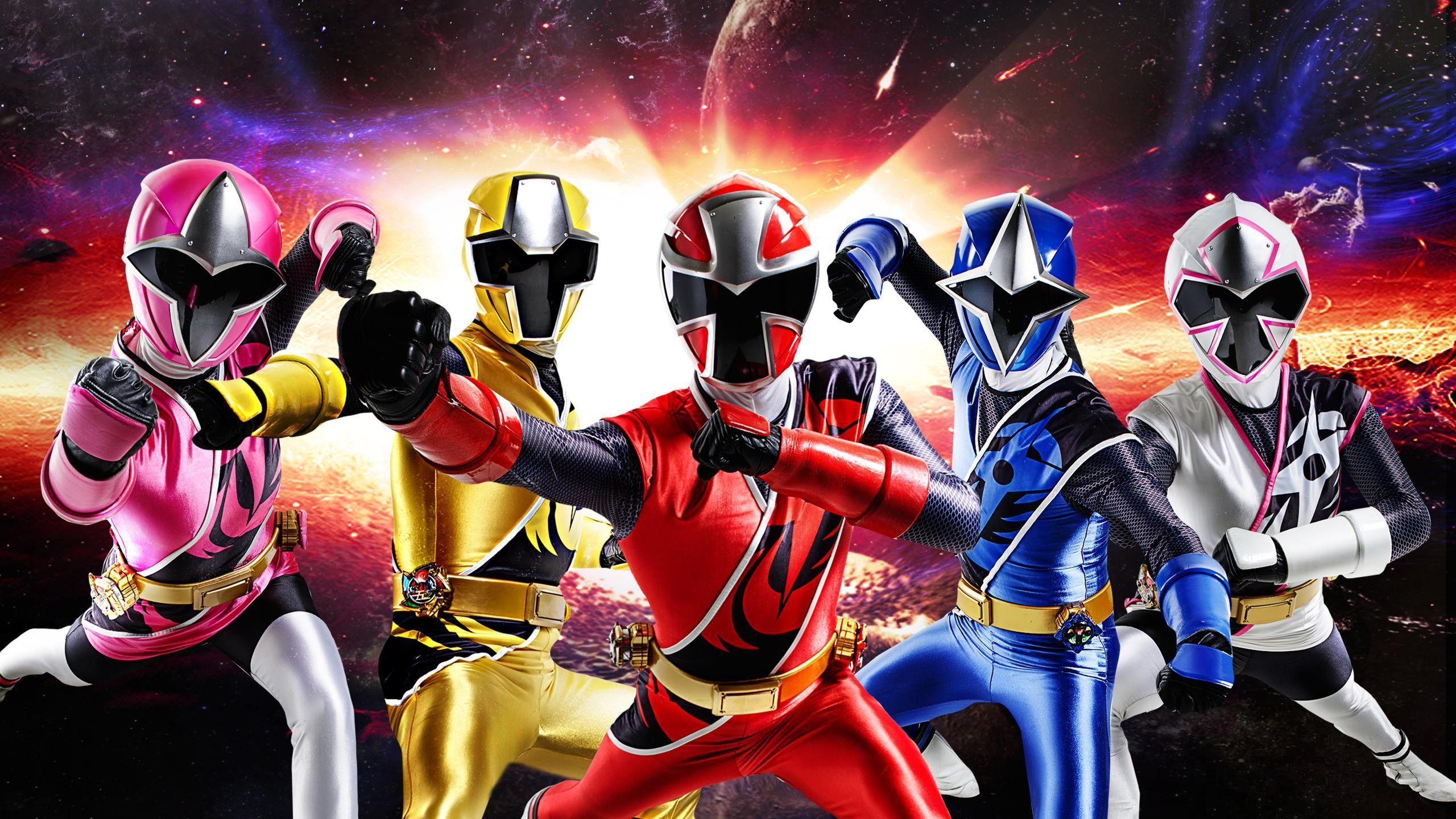 Power Rangers Super Ninja Steel 7