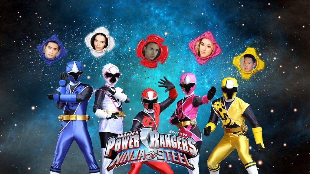 Power Rangers Super Ninja Steel 8