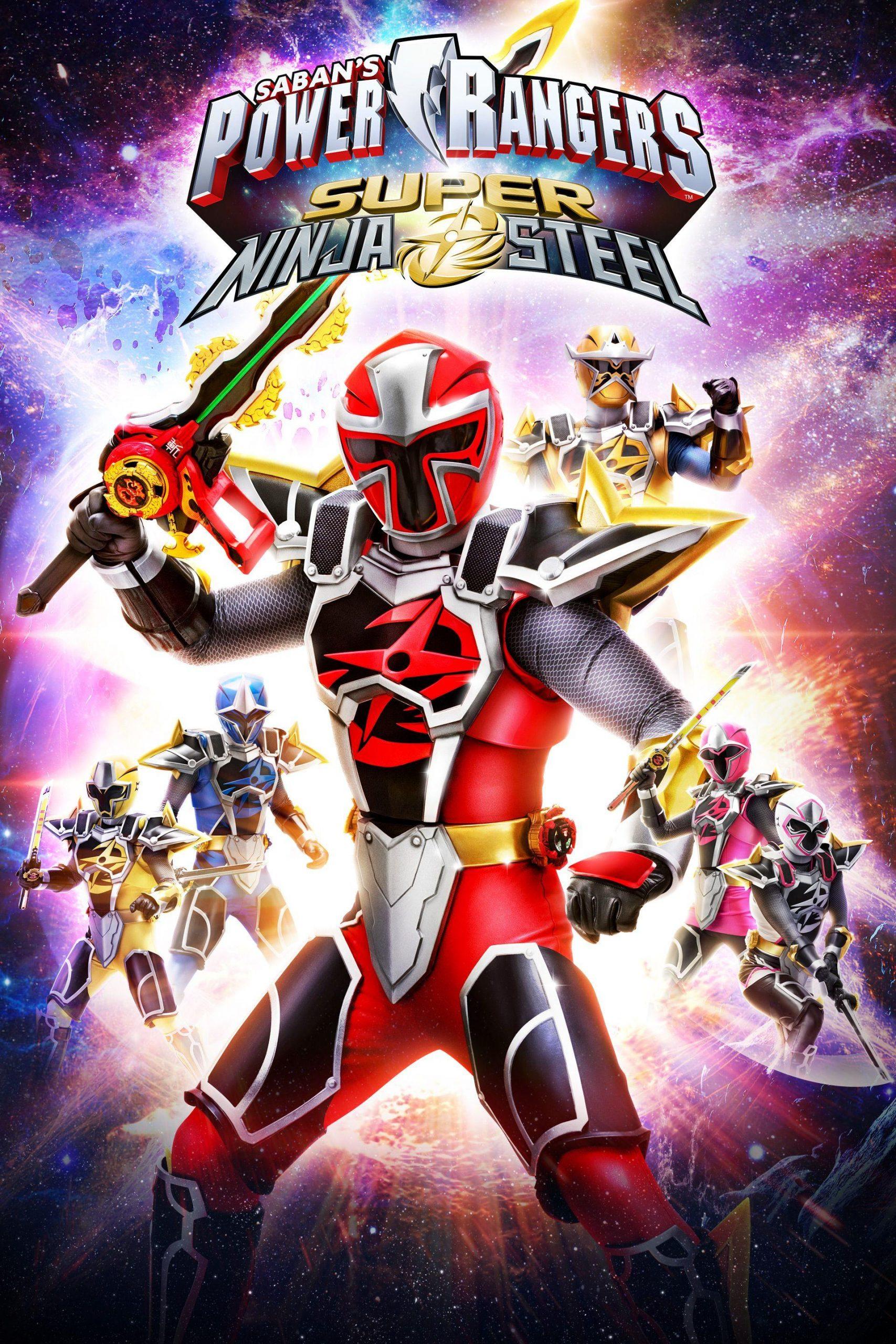 Power Rangers Super Ninja Steel 9
