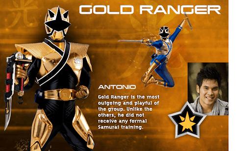 Power Rangers Super Samurai 18