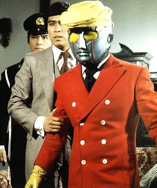 Robot Detective 8