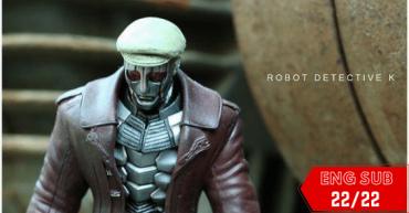 Robot Detective Thumb