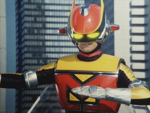 Seiun Kamen Machineman 2