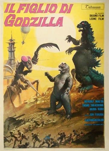 Son Of Godzilla 7