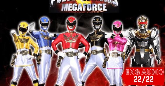 Power Rangers: Megaforce