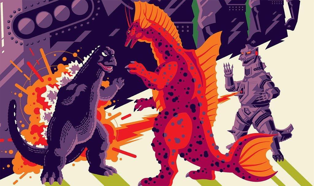 Terror Of Mechagodzilla 9