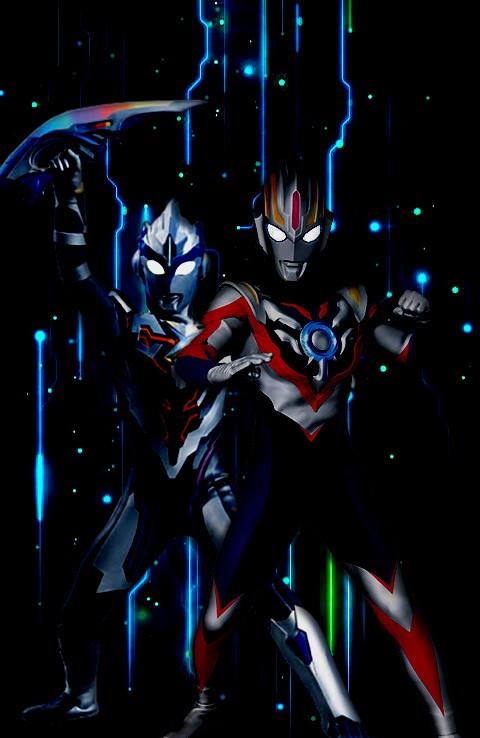 Ultraman X 11