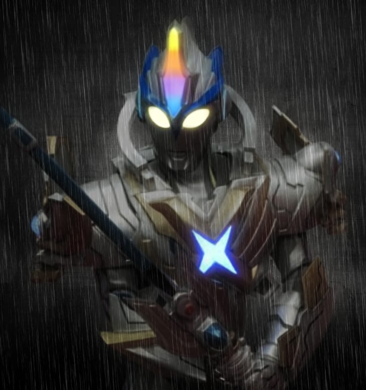 Ultraman X 21