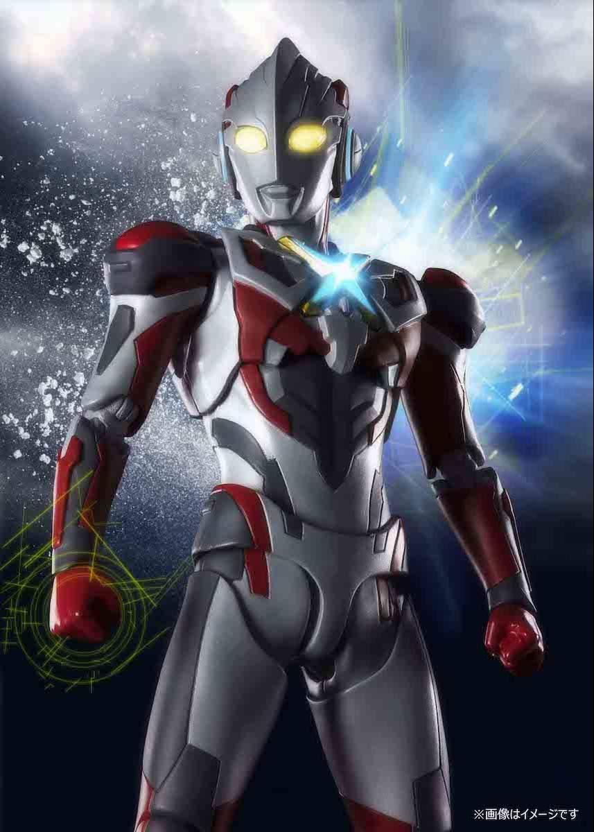 Ultraman X 5