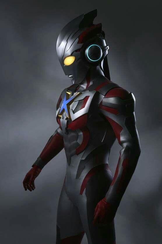 Ultraman X 8