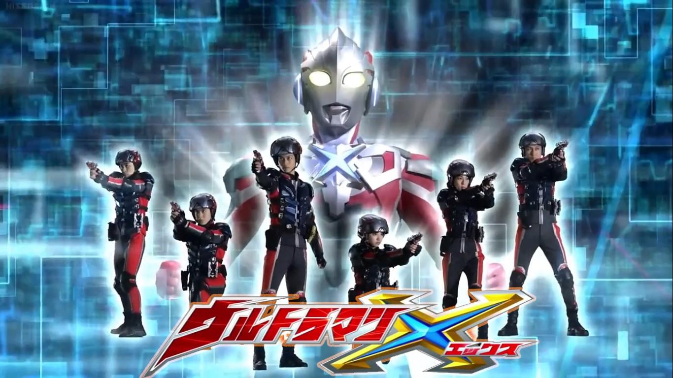 Ultraman X 9