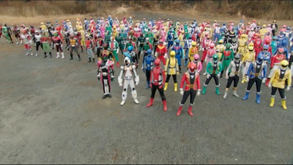1118full Kamen Rider × Super Sentai Super Hero Taisen Screenshot