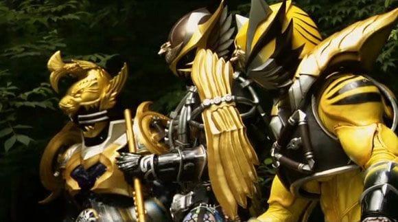 580full Kamen Rider Hibiki & The Seven Senki Screenshot