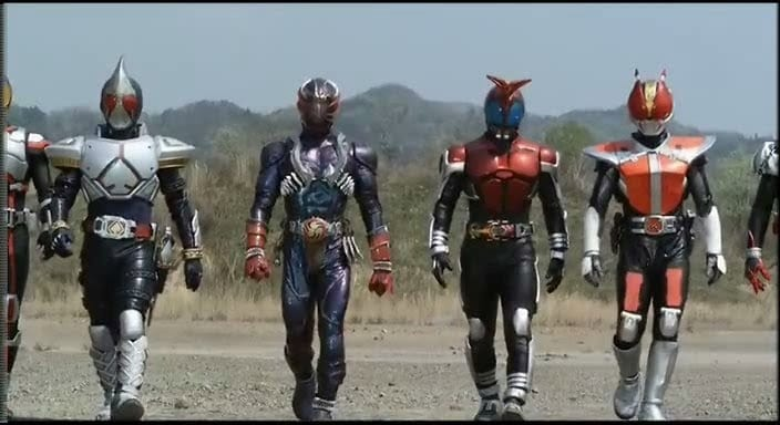 704full Kamen Rider Decade All Riders Vs. Dai Shocker Screenshot (1)