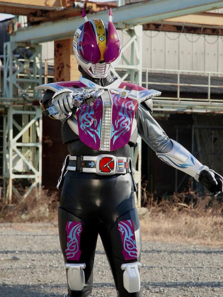 740full Kamen Rider Den O & Kiva Climax Deka Photo
