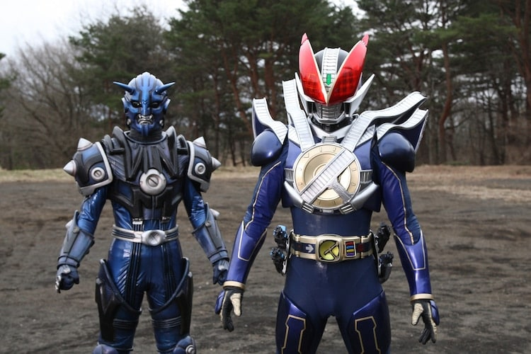 750full Chou Den O Trilogy Episode Blue The Dispatched Imagin Is Newtral Photo