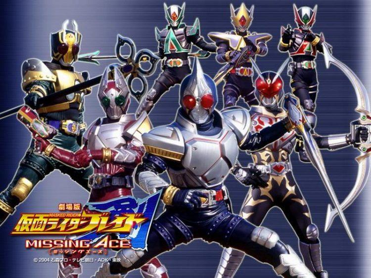 Kamen Rider Blade 750x563