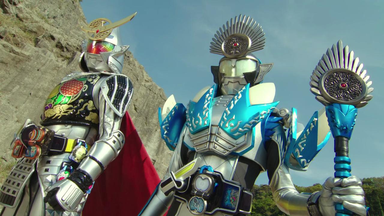 Kamen Rider Gaim Movie Kamuro