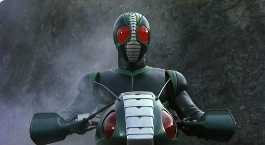 Kamen Rider J Bike